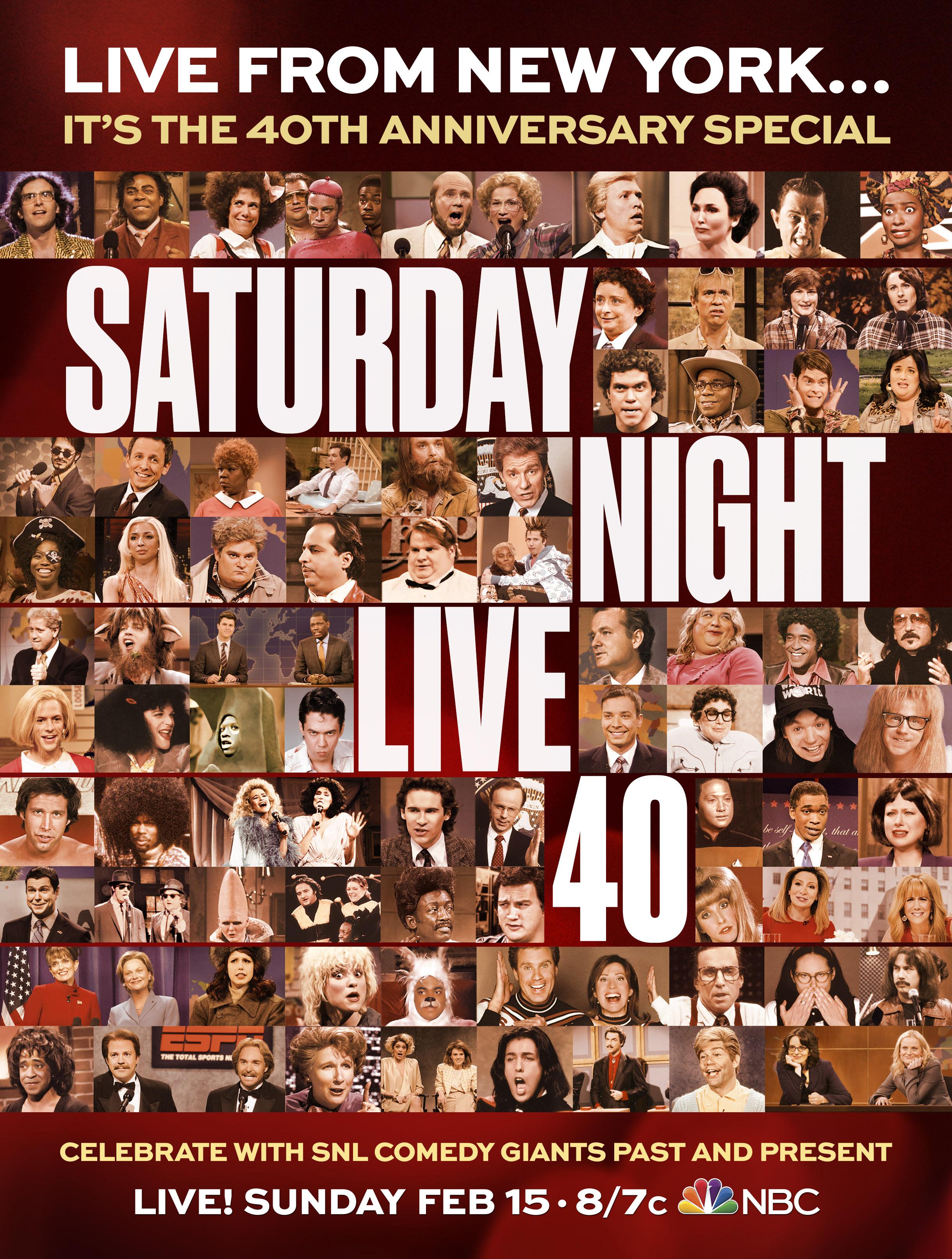 SNL 40th Anniversary Special - NBC.com