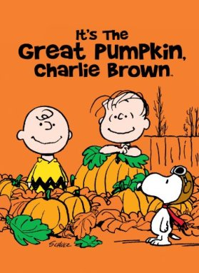Charlie Brown Its a Great Pumpkin